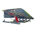 heavy duty hydraulic commercial grade dock leveler loading dock equipment