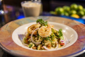 Ceviche and other seafood in Redmond Oregon
