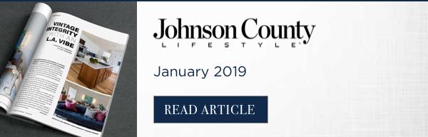 Johnson County Lifestyle - Nest Interiors