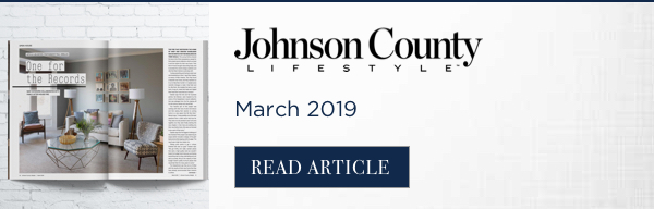 Johnson County Lifestyle - March 2019
