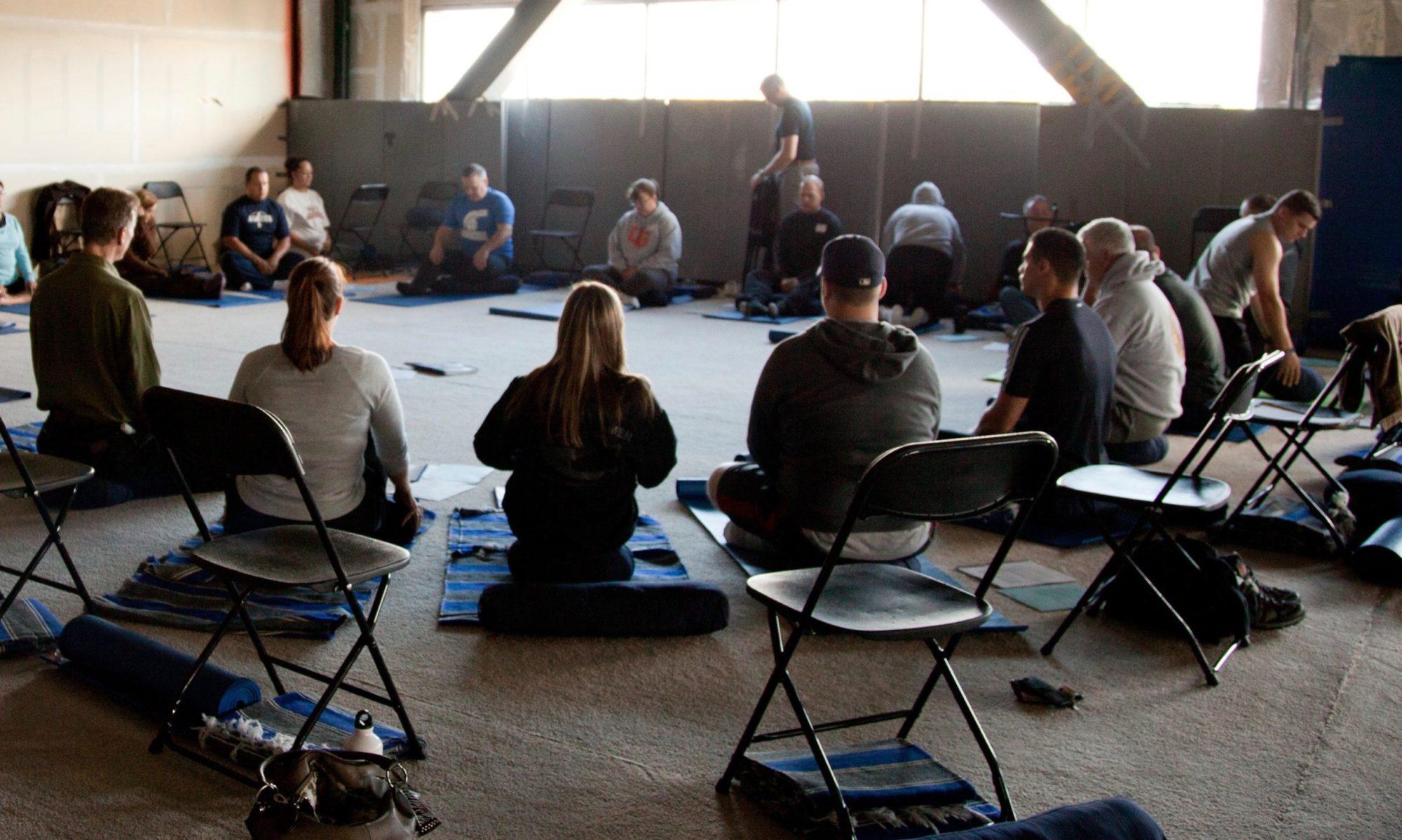 Yoga Hillsboro &  The Stress Reduction Clinic