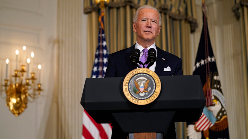 Joe Biden again lied in COVID-19 speech Thursday. He wants you to give him sole credit for the unprecedented pace of COVID-19 vaccine development.