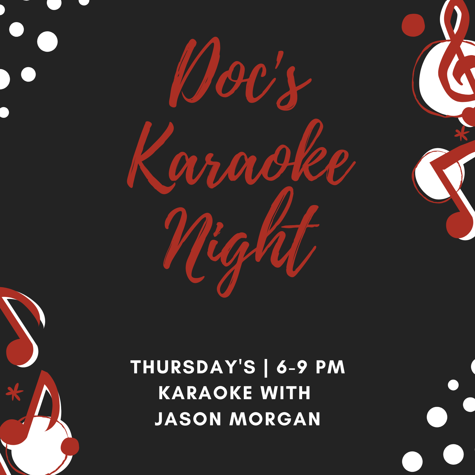 Karaoke at Doc's in the Shangri-La Hotel