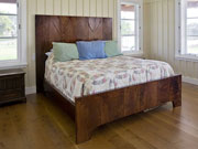 Claro Walnut California King Bed