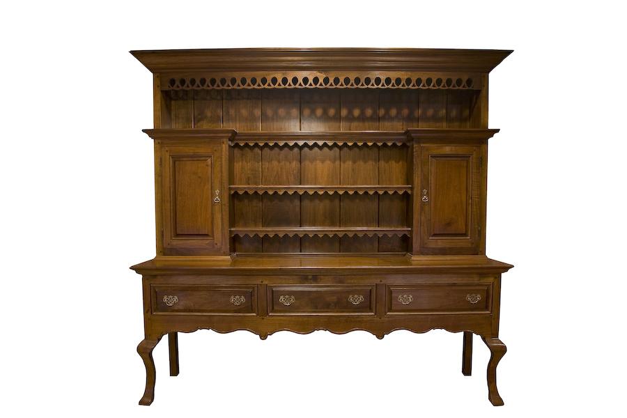 Black Walnut Welsh Dresser