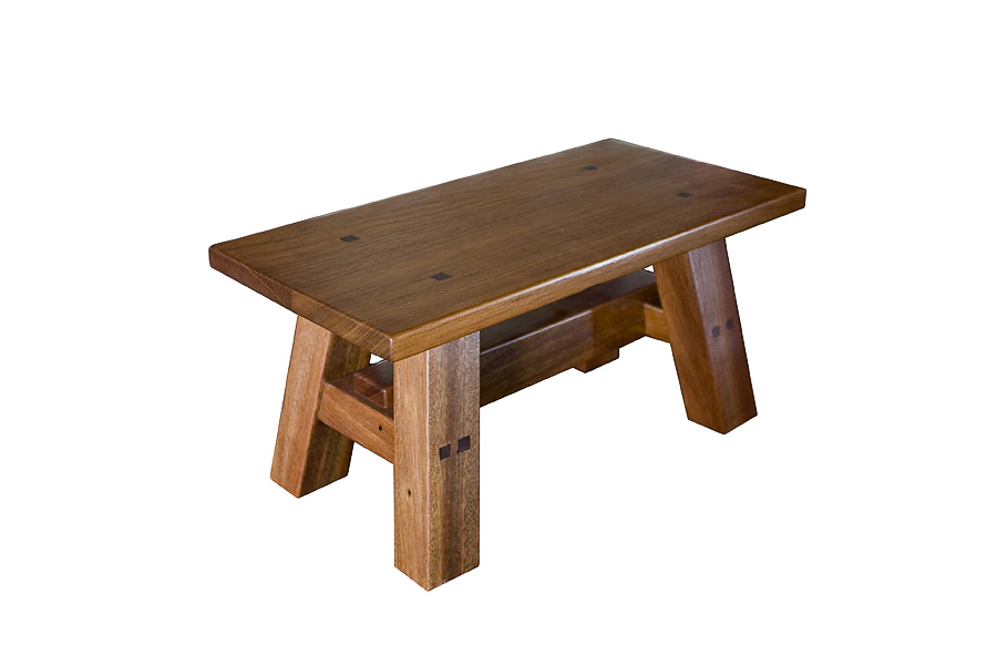 Brazilian Cherry Step Stool
