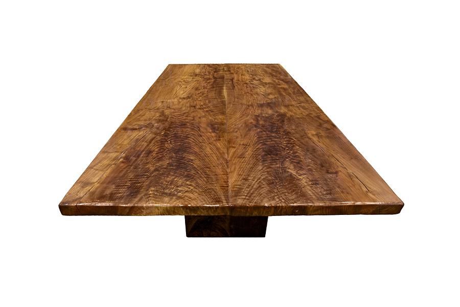 Claro Walnut Conference Table