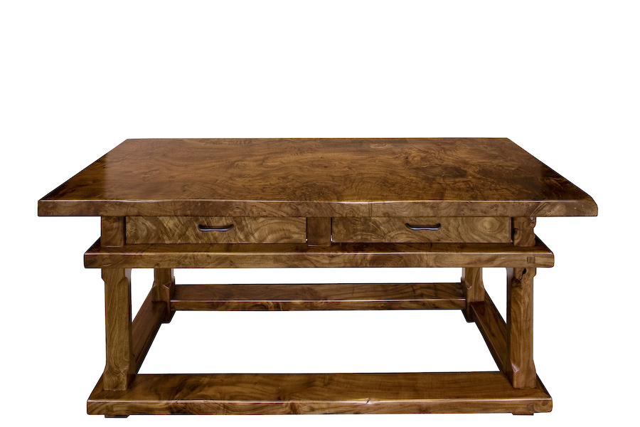 Claro Walnut Console Table