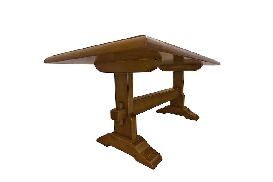 Douglas Fir Trestle Table