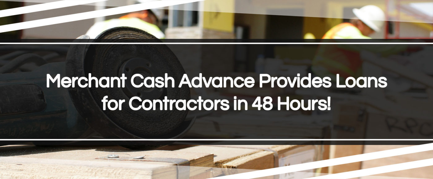 loans for contractors