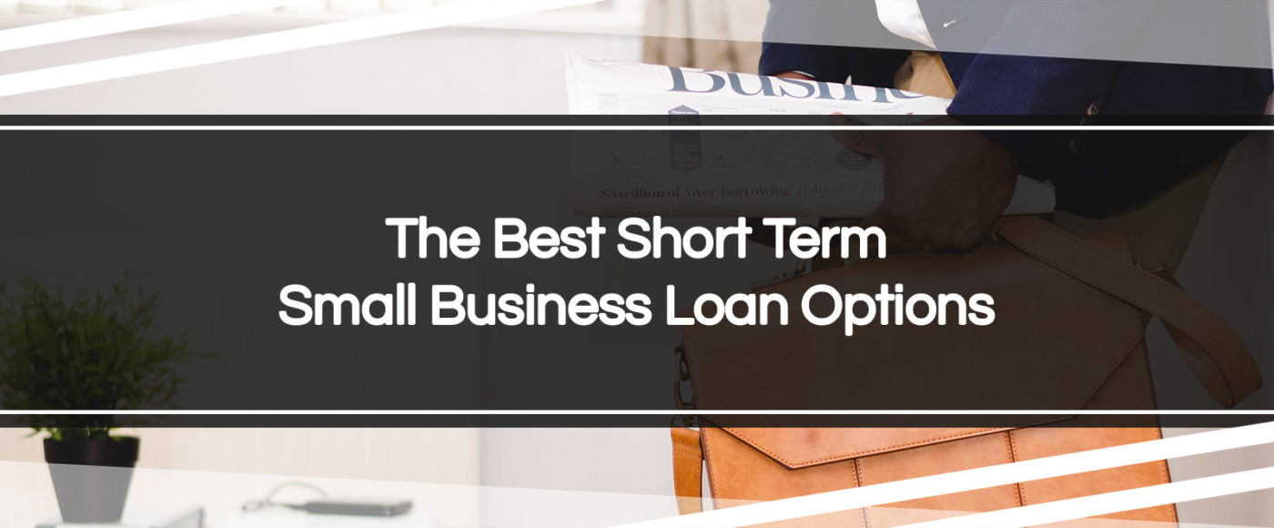 short term small business loans