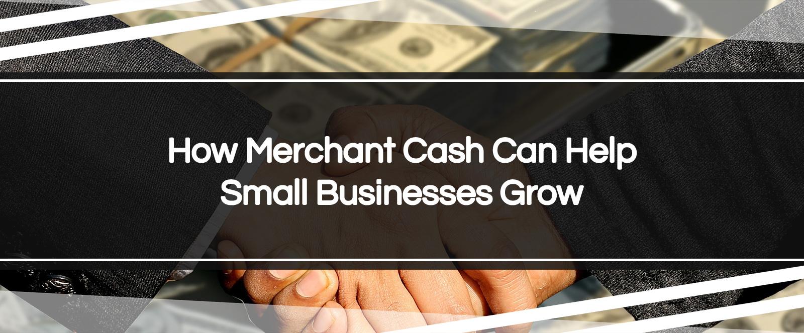 merchant cash
