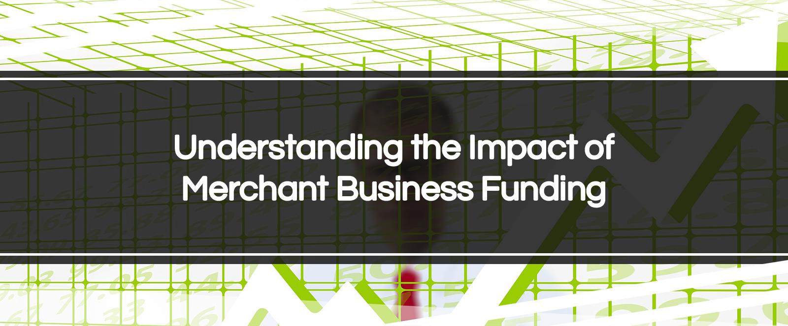 merchant business funding