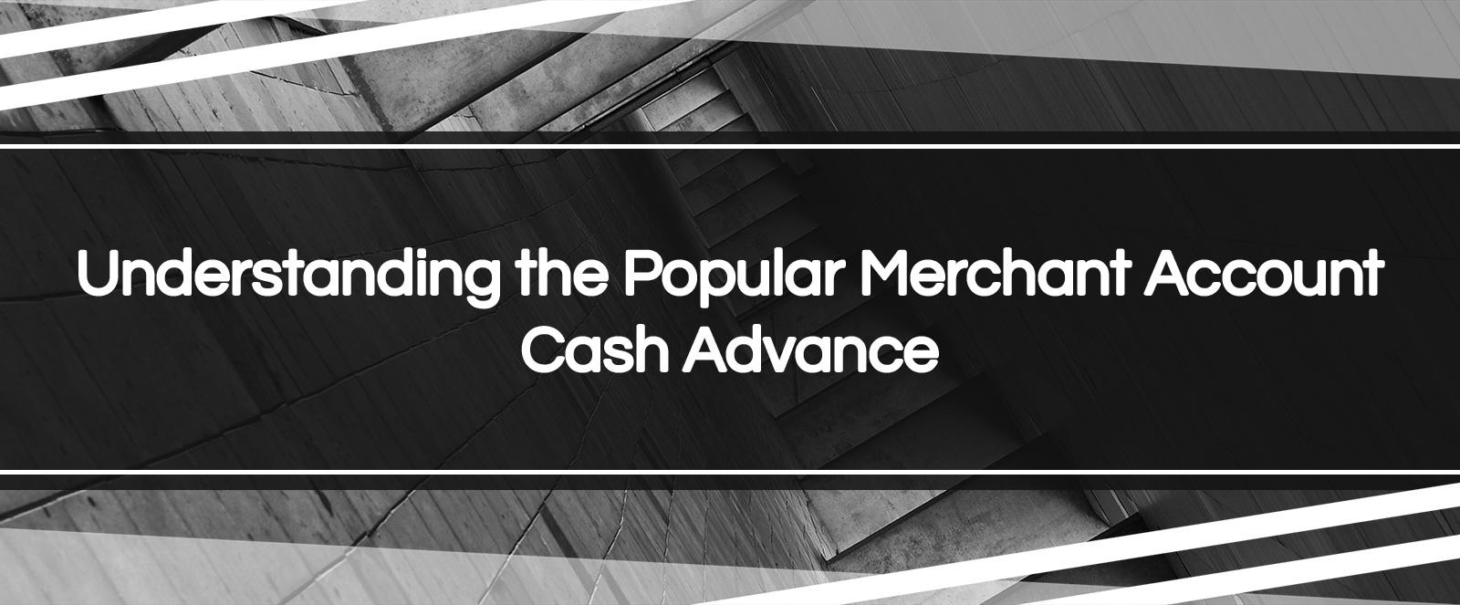 merchant account cash advance