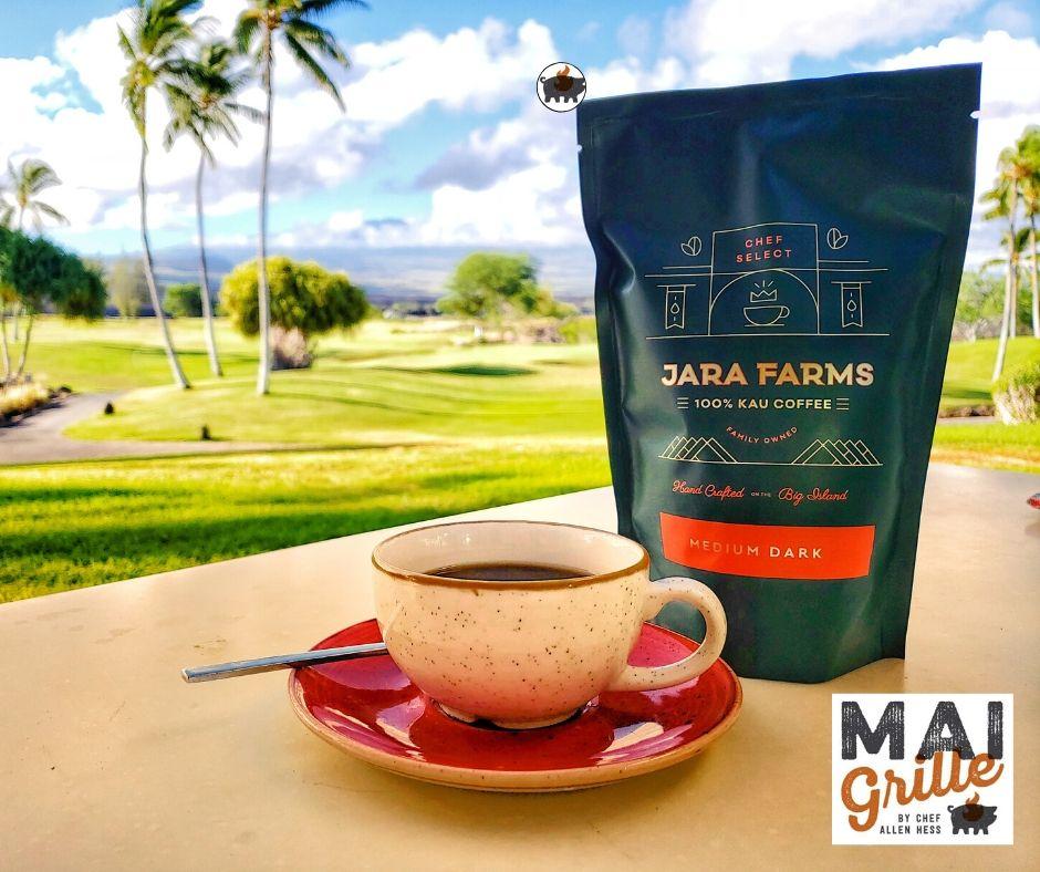 jara farms kau hawaiian coffee