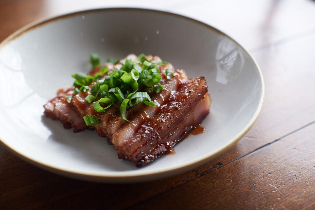 waikoloa bacon Hawaii Chef Allen Hess