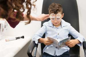 Vision Therapy at Eyecare Plus Ashgrove