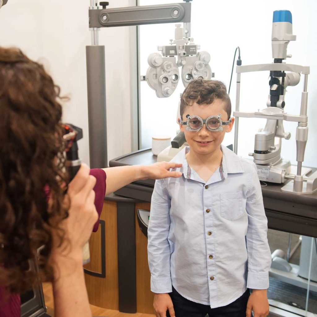 Eyecare Plus Ashgrove behavioural optometry