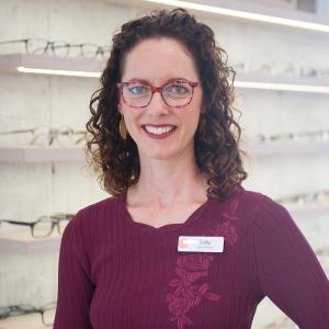 Sally Stevens behavioural optometrist