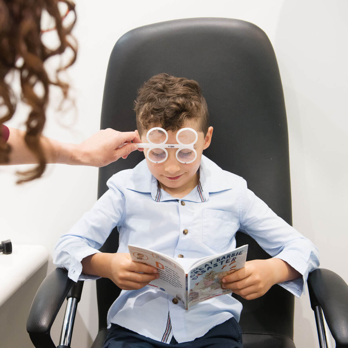 Sally Stevens Vision Therapy