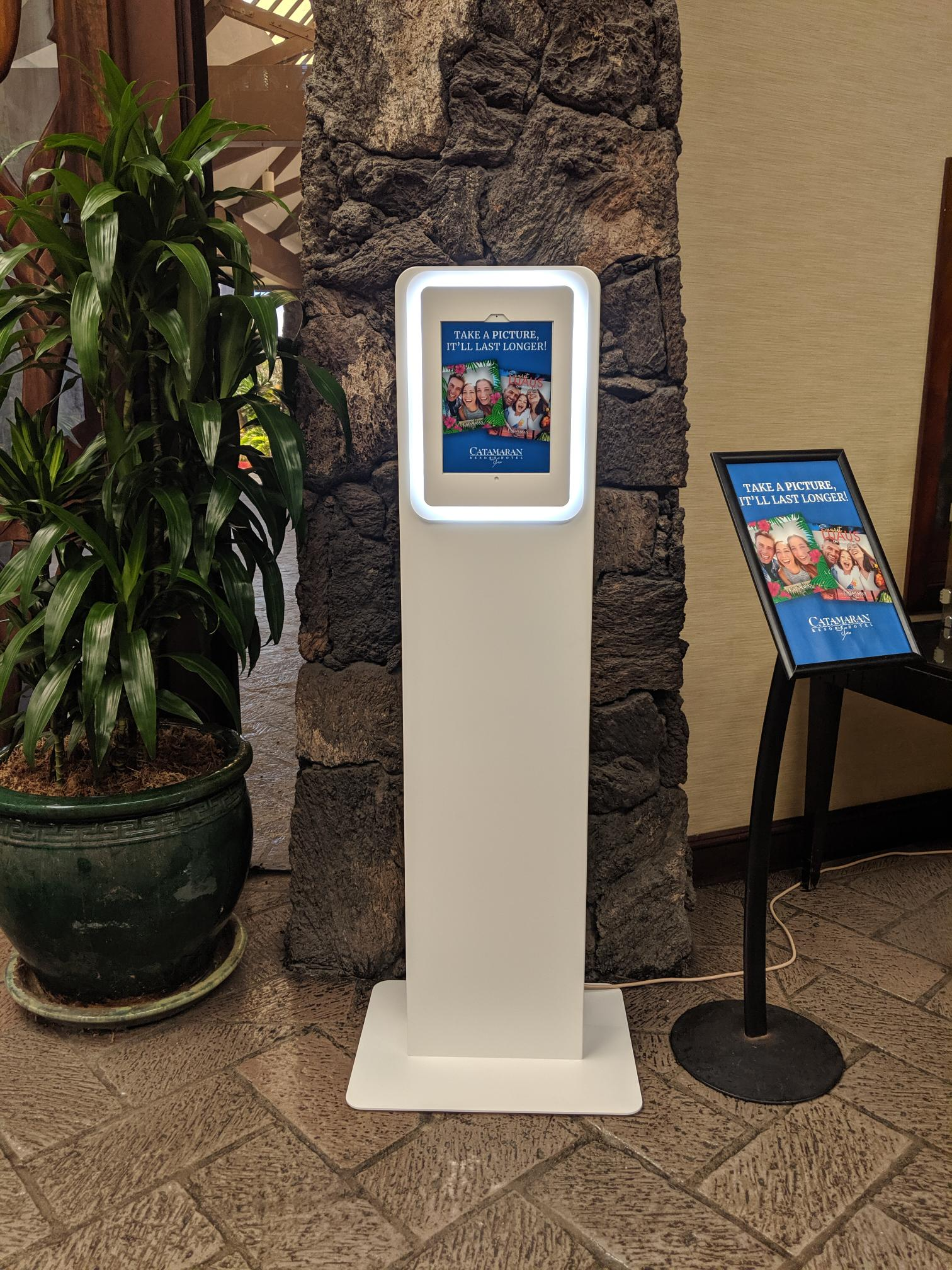 NEW Digital Selfie Kiosk 1