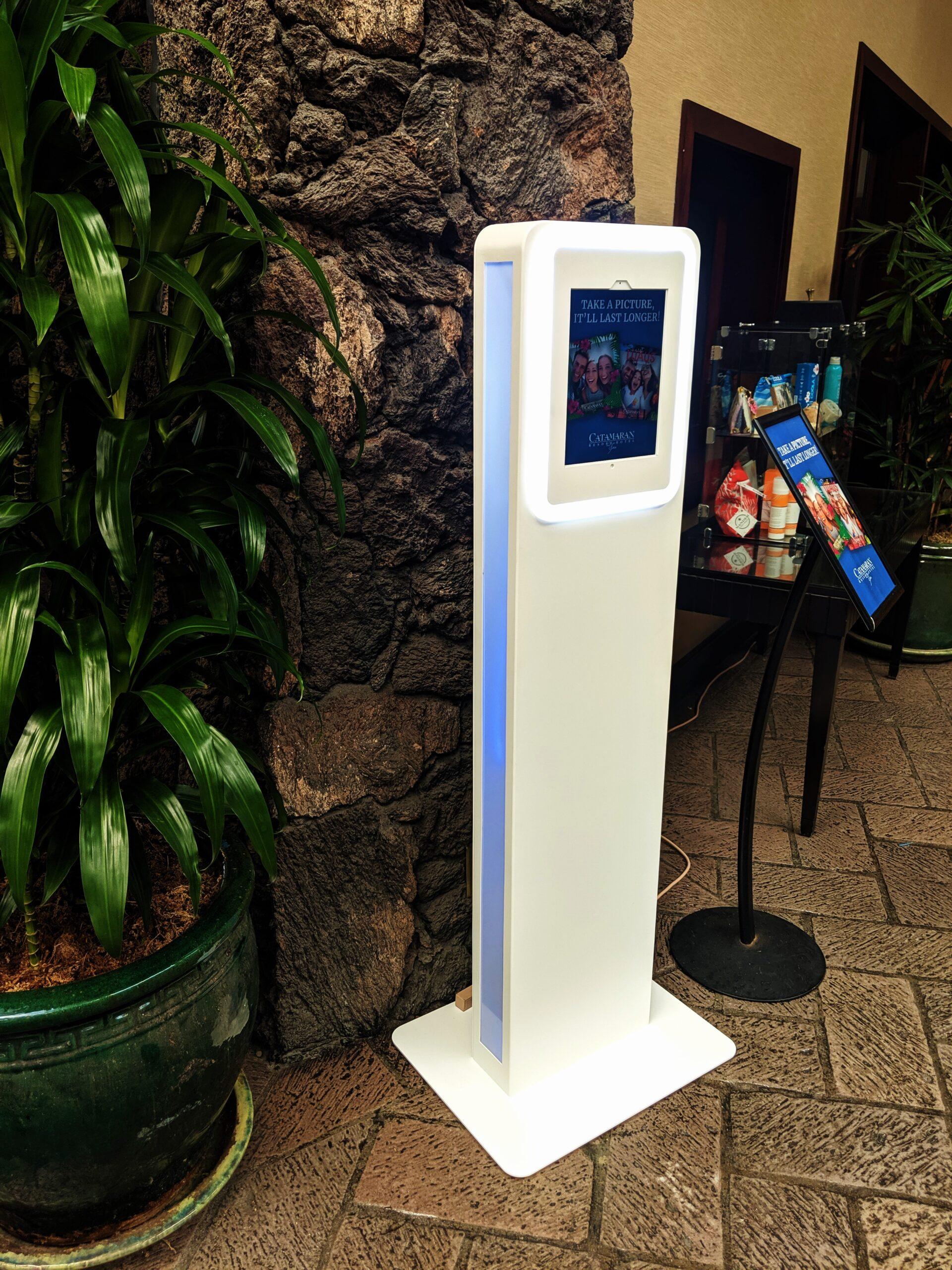 NEW Digital Selfie Kiosk 2
