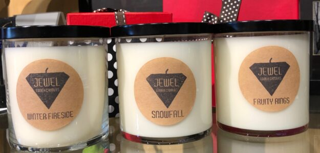 Jewel Ember Candles