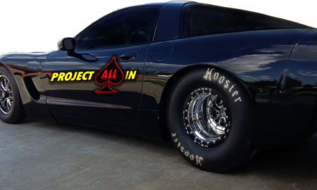 Project All In Corvette Build