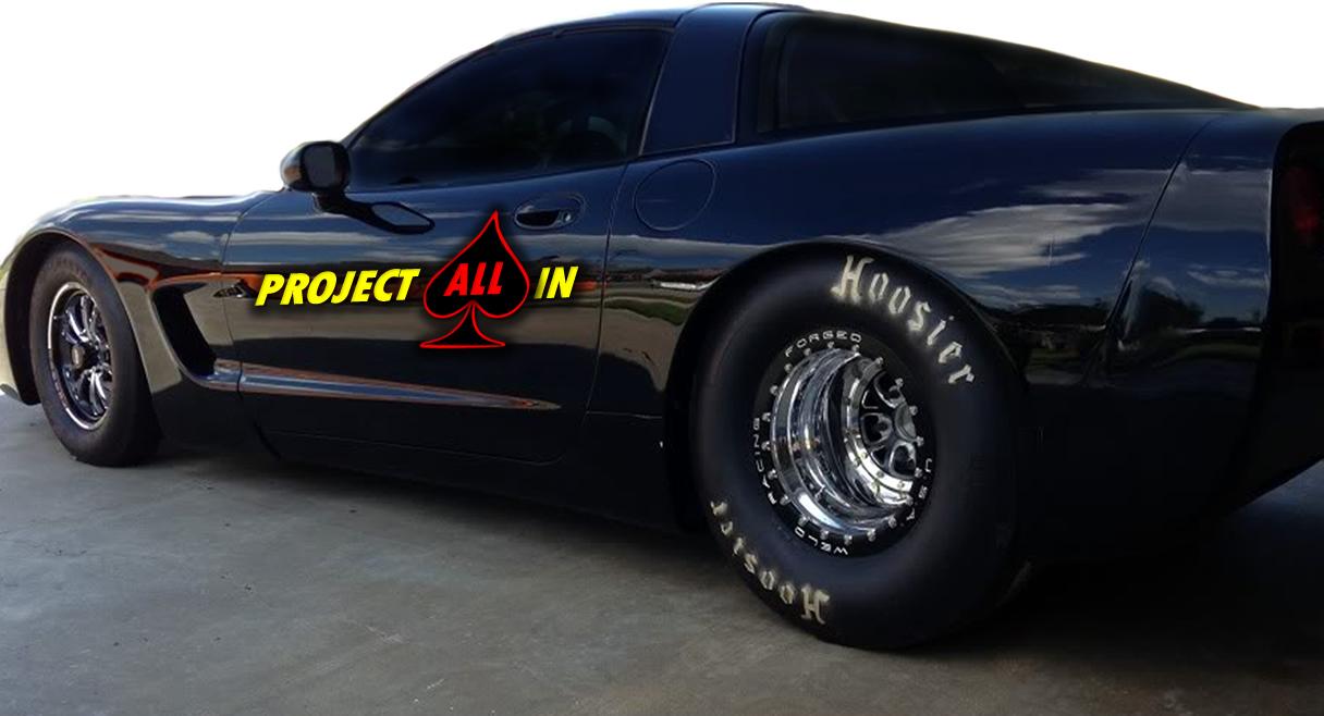 Project All In Corvette Build