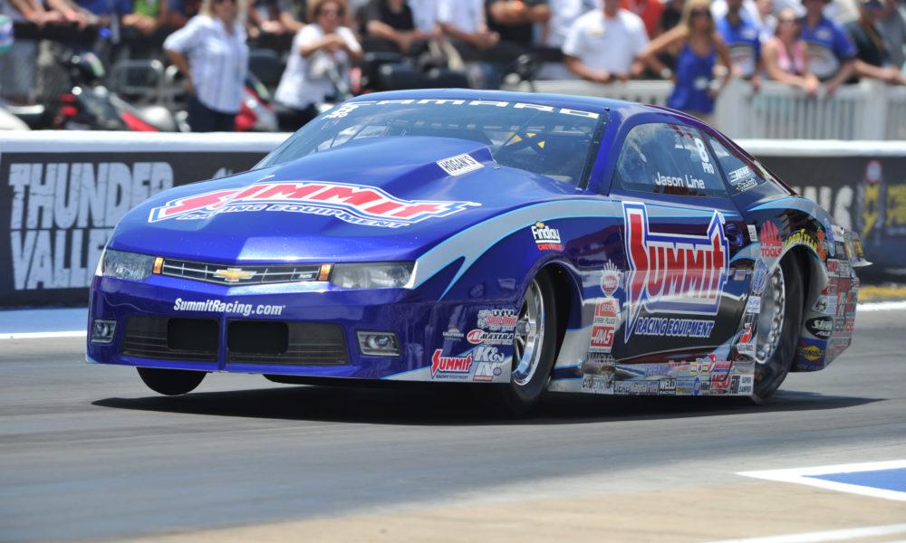 Jason Line - NHRA Pro Stock Championships - Summit Racing