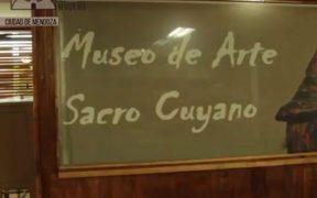 Mendoza tierra de museos -Arte Sacro