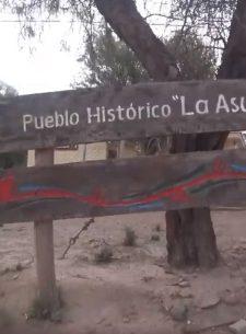 Mendoza tierra de museos - La Asunción en Lavalle