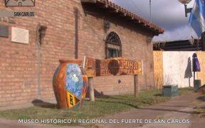 Mendoza tierra de museos - Fuerte de San Carlos