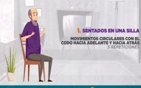 ENTRENAMIENTO PARA ADULTOS MAYORES