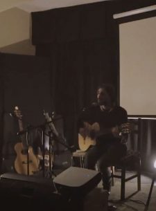 Llamas - Mauricio Gelardi en vivo en El Living