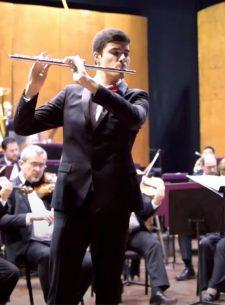 Cecile Chaminade, op 107. - Orquesta Sinfónica de la Universidad Nacional de Cuyo