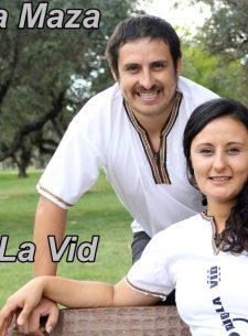 La Maza, Silvio Rodríguez - Dúo La Vid