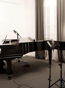 Après un Rêve Op. 7, No. 1 de Gabriel Fauré - Soledad Raiteri y Gabriela Battipe piano
