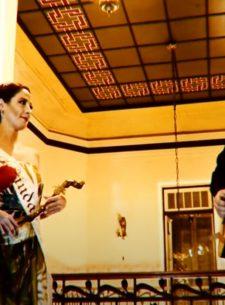 Sangre y vino - Alejandro Sicardi y poema de Silvia Brengio, Videoclip