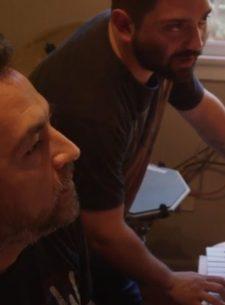 Todos los dias, video making of - Samuel Aspee