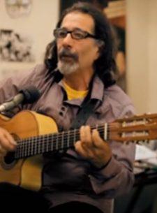 """David Agüero (""""Sánguche de queso y mortadela"""")"""
