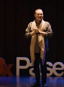 Transformando el No | Adrian Sorrentino | TEDx