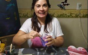Técnica de Pouring 1 - Rutina TV, Natalia Ruti