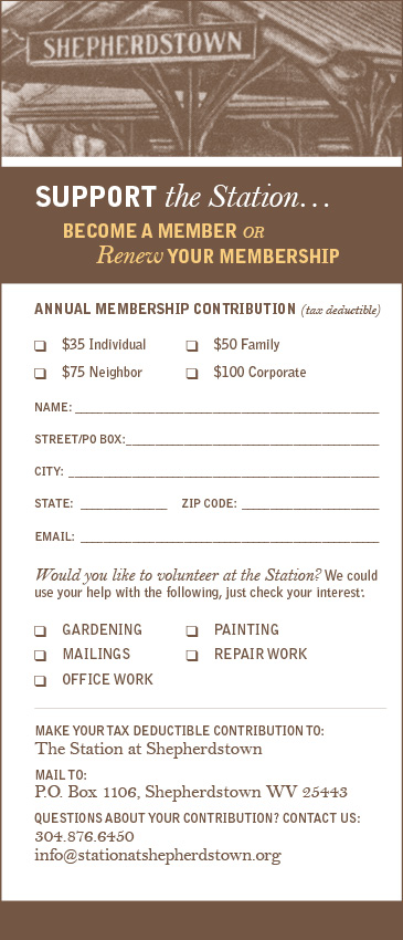 Station Membership Form