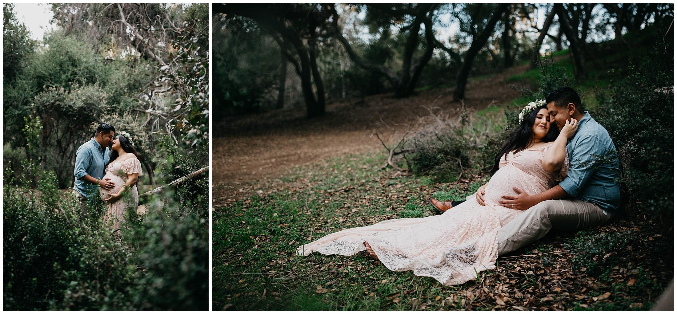 Fairytale Maternity by Lomonico Photography