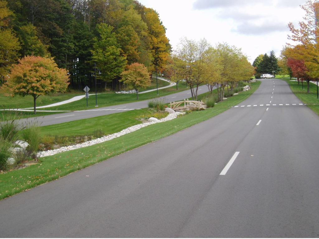 Grand Traverse Resort Roads