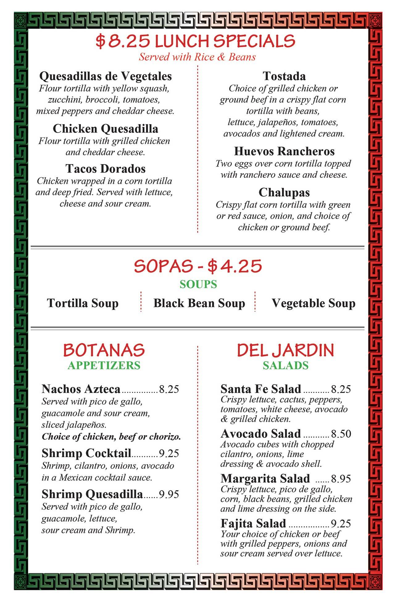 AztecaRT9-LunchMenu-Page-1