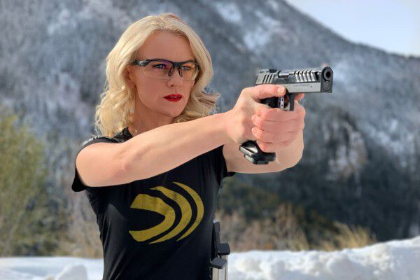 Alysia Burrows Firearms Instructor