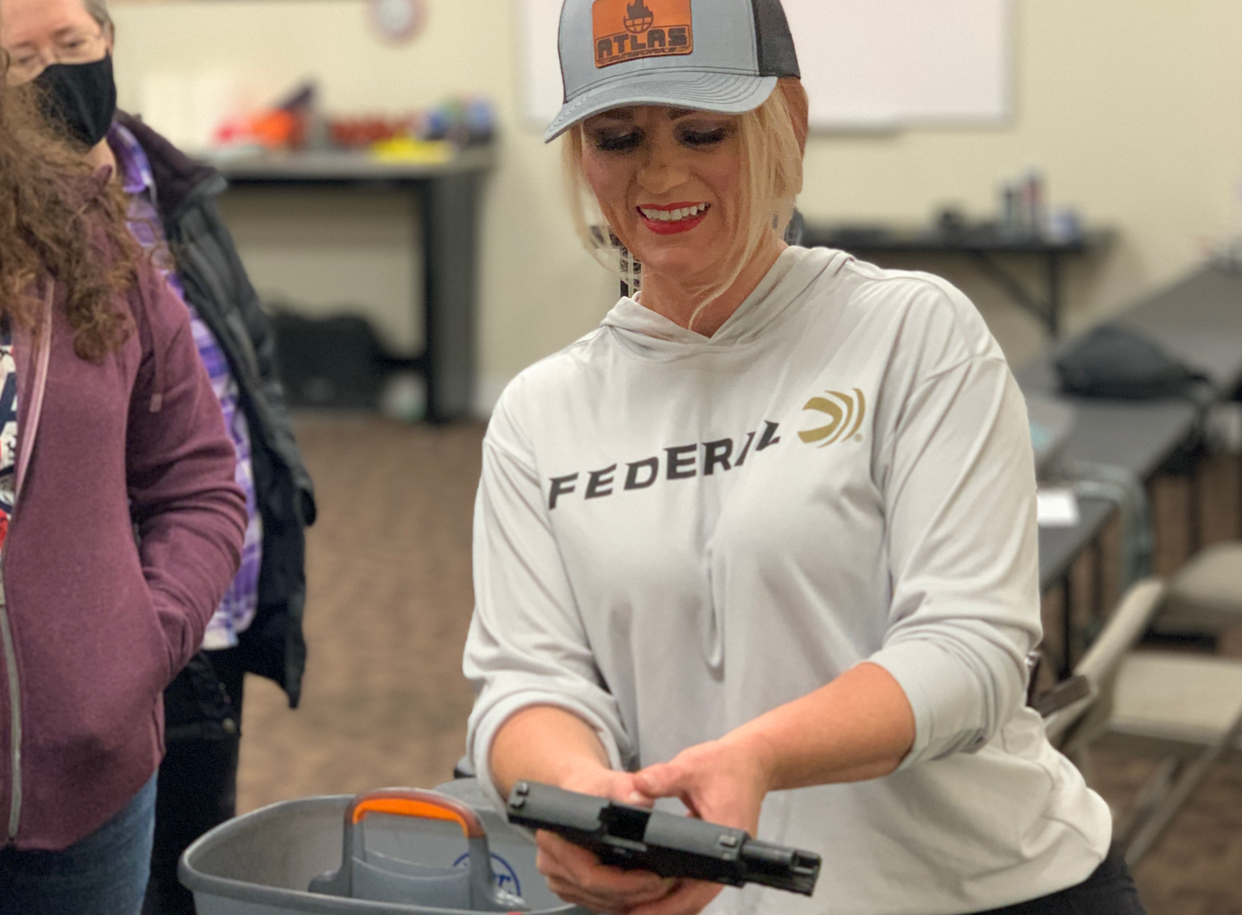 Women's Intro To Firearms