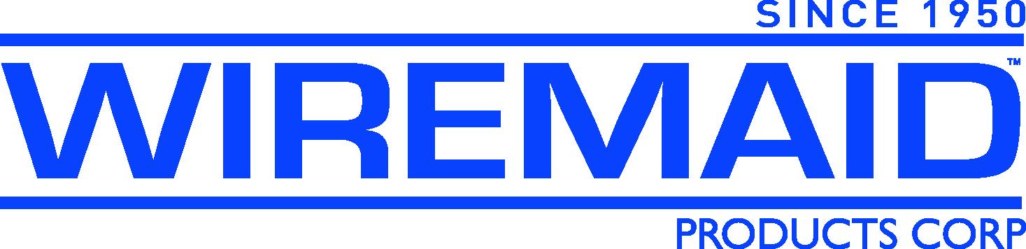 Wiremaid Logo Blue